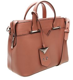 TOTE TOASTED NUDE ROSE