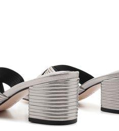 Mule Textures Metallic Prata