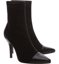 Gwen Sock Boot Black