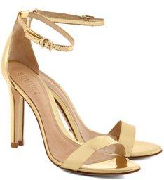 Sandália Gisele Gold