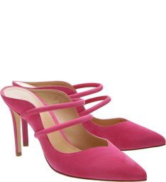 Mule Mary Jane Pink