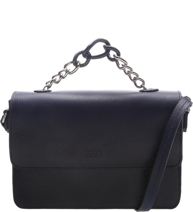 Handbag Chain Minimal Blue