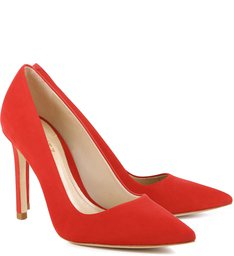 Scarpin Stiletto Summer Red