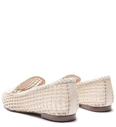 LOAFER TRAMA WHITE