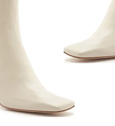 Bota New Minimal Short White