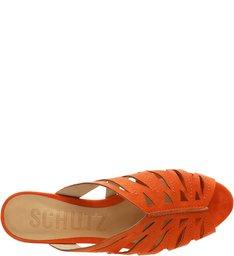 Flat Bright Orange
