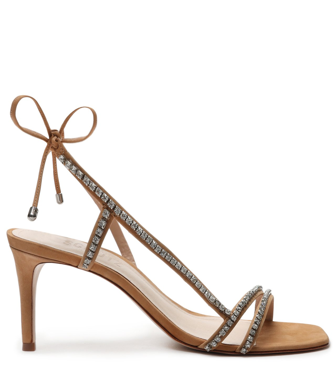 Sandália Glam Mid Heel Honey | Schutz