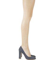 Scarpin Classic Large Heel Scarlet