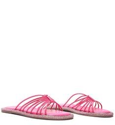 Slide Strings Glam Pedraria Pink