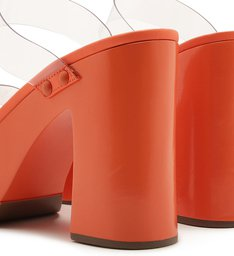 MULE BOLD VINIL ORANGE