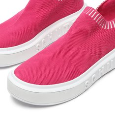 Sneaker It Schutz Knit Pink