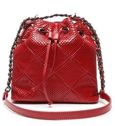 Bucket Bag Precious Red