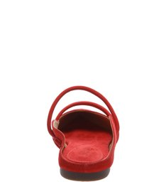 Flat Bico Fino Classic S-GIRLIE Red