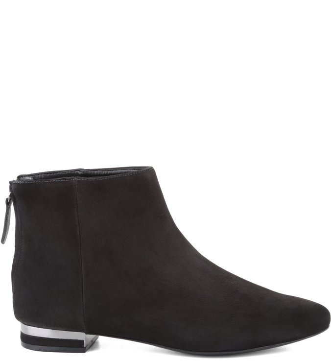 Ankle Boot Minimal Black
