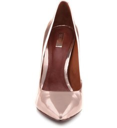 Scarpin Stiletto Metallic