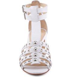Sandália Stripes Tachas Pearl