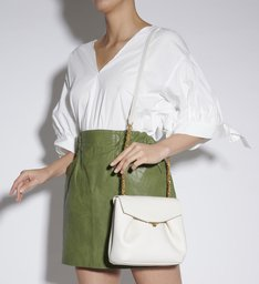 CROSSBODY ANNYE CHAIN WHITE