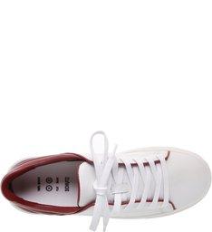 Tênis S-Oxy White Red