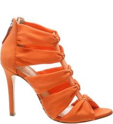 Sandália Multi Knot Bright Orange