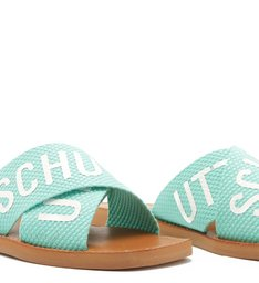 FLAT CROSS SCHUTZ POP BLUE