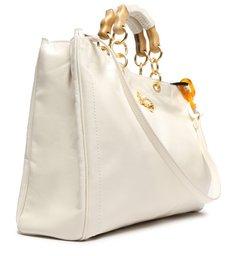 Shopping Bag Believe Soft White
