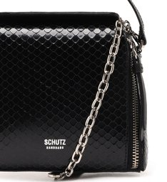 Crossbody Helena Bright Snake Black