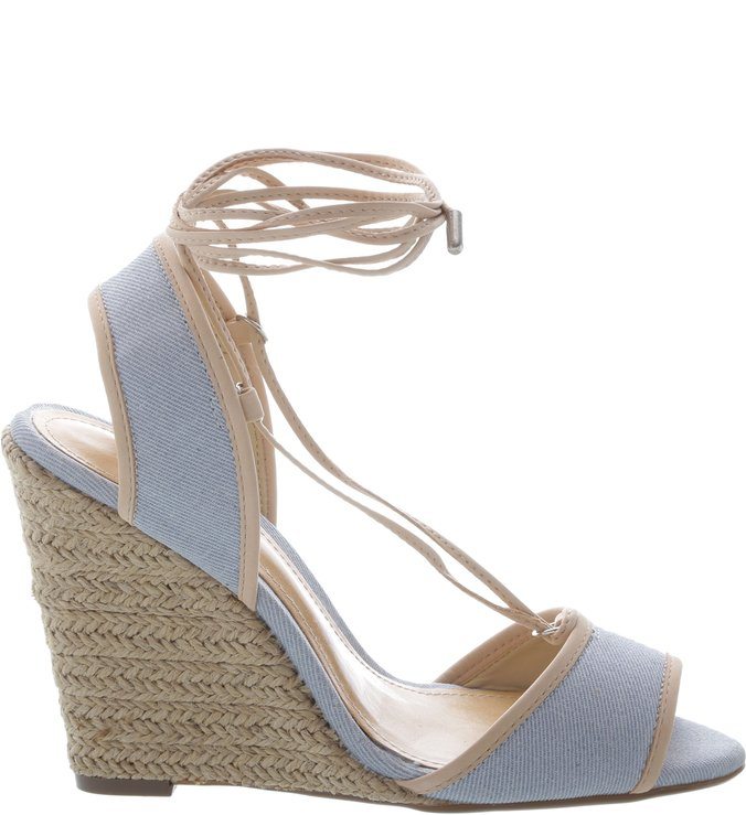 Wedge Sailor Sea Light Blue