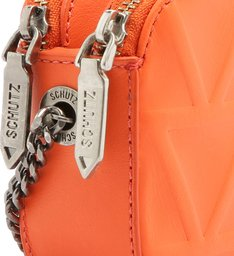 JESS RAINBOWN CROSSBODY POCHETE ORANGE