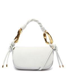 Bolsa Tiracolo Pequena Cora Branca