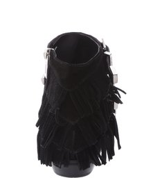Bota Fringes Black