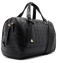 BOWLING BAG TRIANGLE BLACK