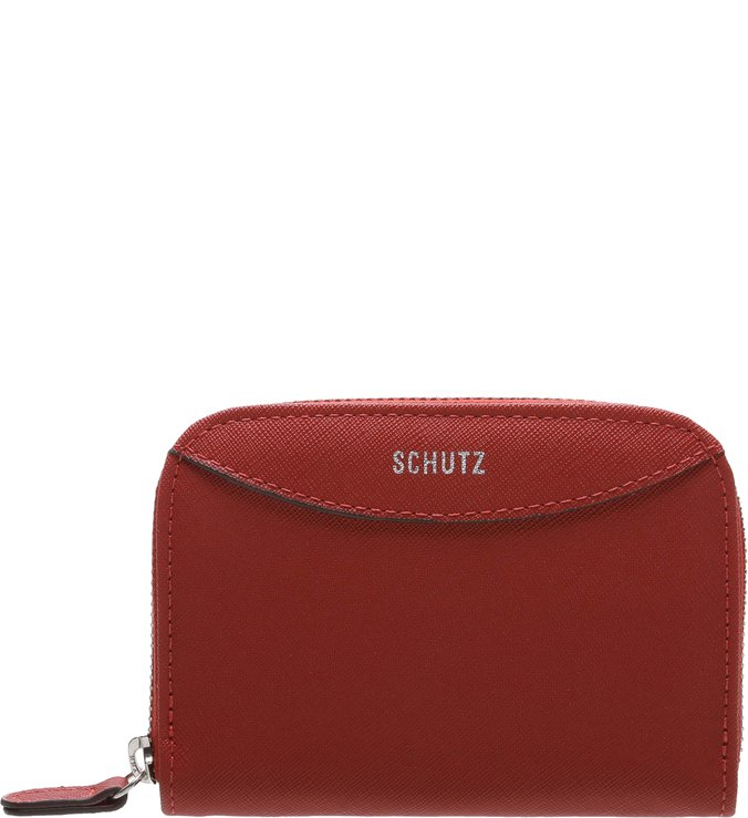 Mini Wallet Red
