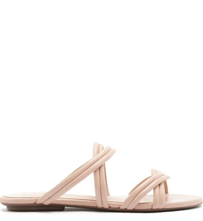 Slide Double Straps Rose | Schutz