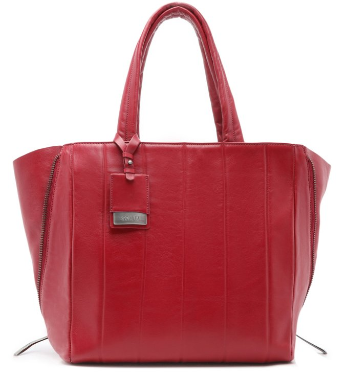 Shopping Bag Charlotte Red | Schutz