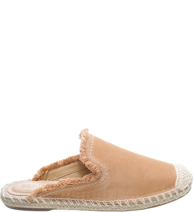 Flat Espadrille Coral