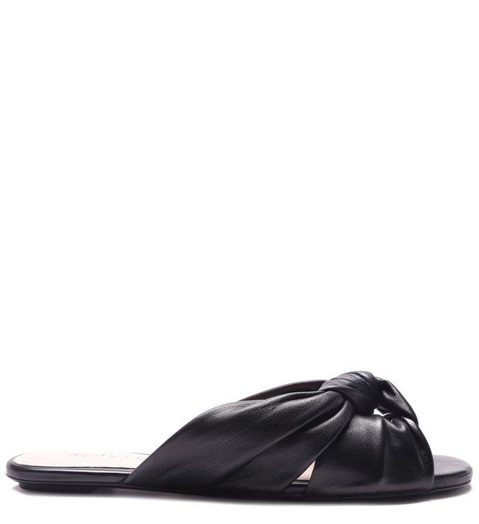 Flat Knot Black