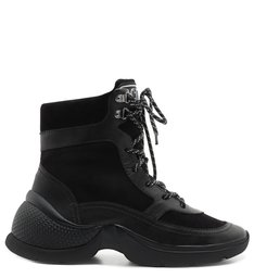 Sneaker Snow Black