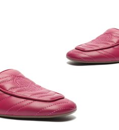 Sapato Mocassim Emblem Rosa
