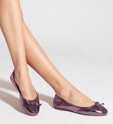Sapatilha Classic Metallic Violet