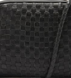 Crossbody Tressê Black