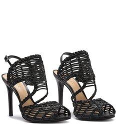 Sandália Curves Stiletto Black