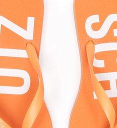 Flip Flop Triangle Tangerine