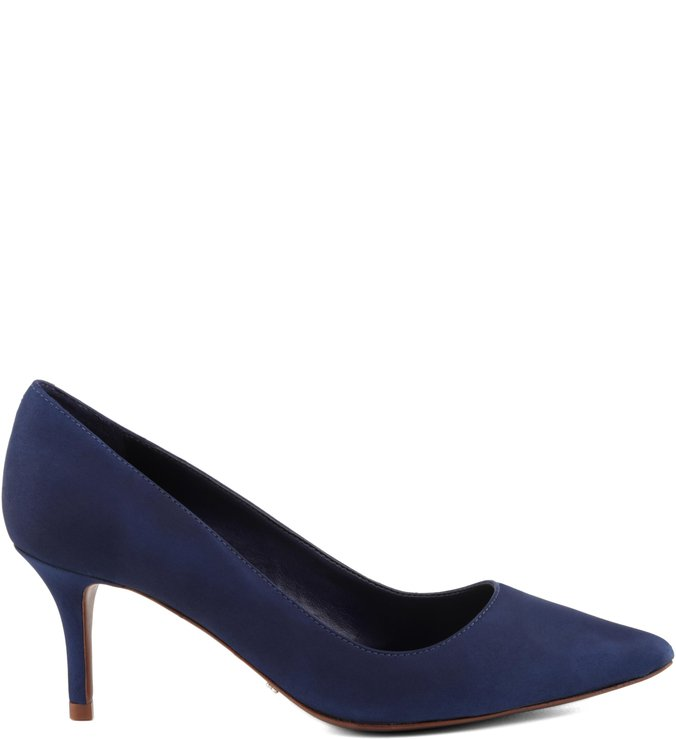 Scarpin Clássico Medium Dress Blue