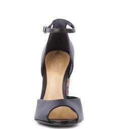 Sandália Ethnic Heel Black