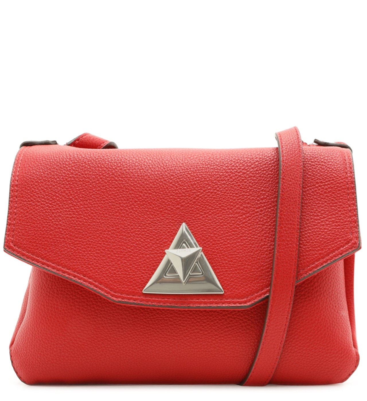 Mini Satchel Bag Leona Red | Schutz