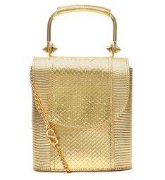 Crossbody Crush Bag Gold