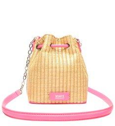 Bucket Bag Drop Neon Pink