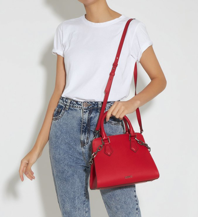 Mini Tote Paola Red