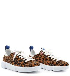 Sneaker New Athletic Animal Print