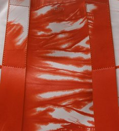 Shopping Maxxi Tie Dye Red